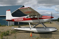 N9096M @ UUO - Another float Cessna 180 example - by Duncan Kirk