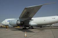 TF-ARP @ OMSJ - Air Atlanta Boeing 747-200 - by Dietmar Schreiber - VAP