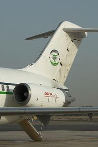 5Y-AXD @ OMSJ - African Express DC9-30 - by Dietmar Schreiber - VAP