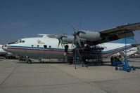 ST-AZM @ OMSJ - ATA Antonov 12