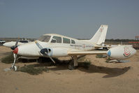 N6746X @ OMSJ - Cessna 310