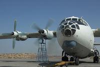 S9-DBA @ OMSJ - Antonov 12