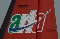 EP-EAH @ OMSJ - Aria Fokker 50