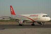 A6-ABC @ OMSJ - Air Arabia Airbus 320 - by Dietmar Schreiber - VAP