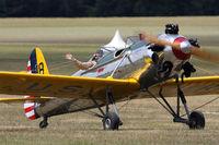 N53018 @ LFFQ - Ferté Alais airshow 2011 - by olivier Cortot