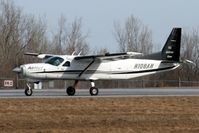 N108AN @ CYOW - Departing Ottawa on rwy 25. - by Dirk Fierens