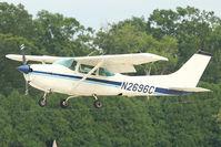 N2696C @ OSH - 1978 Cessna R182, c/n: R18200218 at 2011 Oshkosh