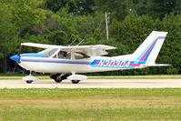 N30304 @ OSH - 1968 Cessna 177A, c/n: 17701182 at 2011 Oshkosh