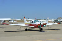 N35CA @ GKY - At Arlington Municipal Airport - by Zane Adams