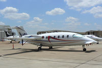 N228BE @ FTW - At Meacham Field - Fort Worth, TX
