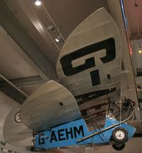 G-AEHM - Mignet Flying Flea in Bristol, UK, Museum: M-SHED. - by Kitmasterbloke