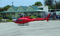 N399KA @ MTPP - Port au Prince - MTPP, in the back you can see the vip room of this airport - by VicPTY