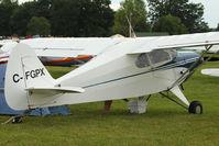 C-FGPX @ OSH - 1949 Piper PA-16, c/n: 16 710 at 2011 Oshkosh