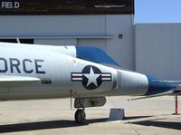 56-1268 - Convair F-102A Delta Dagger at the San Diego Air & Space Museum's Gillespie Field Annex, El Cajon CA - by Ingo Warnecke