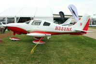 N888NK @ OSH - Cessna LC41-550FG, c/n: 411121 on Static display at 2011 Oshkosh