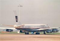 N138SR @ EHAM - Kingdom. Private Jet Popstar Michael Jackson. - by Henk Geerlings