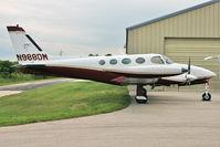 N988DM @ FLD - 1981 Cessna 340A, c/n: 340A1244 at Fond du Lac