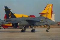XX766 @ LMML - Jaguar GR1 XX766 16Sqd RAF - by raymond