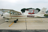 N8283U @ FLD - 1964 Cessna 172F, c/n: 17252183