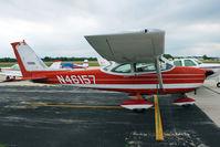 N46157 @ FLD - 1968 Cessna 172I, c/n: 17257077
