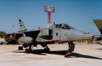 XZ377 @ LMML - Jaguar GR3 XZ377/EG 6Sqd RAF - by raymond