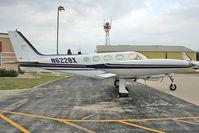 N6228X @ FLD - 1977 Cessna 340A, c/n: 340A0431 at Fond du Lac
