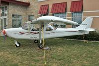 N700EW @ FLD - 2007 Eagle Aircraft Co Llc EA-100, c/n: 1001 at Fond du Lac