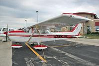 N996JW @ FLD - 1973 Cessna 172M, c/n: 17261610 at Fond du Lac