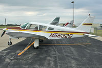 N56326 @ FLD - 1973 Piper PA-28R-200, c/n: 28R7335409 at Fond du Lac