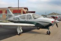 N114PM @ FLD - 1999 Commander Aircraft Co 114-B, c/n: 14666 at Fond du Lac