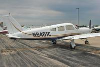 N9401C @ FLD - 1978 Piper PA-28R-201, c/n: 28R-7837197 at Fond du Lac