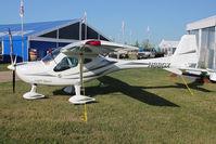N88GX @ OSH - Remos Acft Gmbh Flugzeugbau REMOS GX, c/n: 311 on static display at 2011 Oshkosh