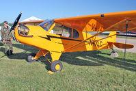 N47LC @ OSH - American Legend Aircraft Co AL3, c/n: AL-1163 on static display at 2011 Oshkosh