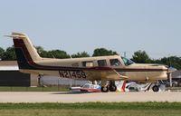 N21459 @ KOSH - Piper PA-32RT-300T