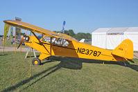 N23787 @ OSH - 2005 American Legend Aircraft Co AL3C-100, c/n: AL-1001 on Static display at 2011 Oshkosh