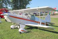 N4660T @ OSH - 1965 Eaa Biplane BV-1, c/n: BV-1 at 2011 Oshkosh