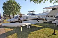 N875NA @ OSH - 2007 Eclipse Aviation Corp EA500, c/n: 000018 on static display at 2011 Oshkosh