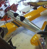 N46795 - Ryan ST3KR at the San Diego Air & Space Museum's Gillespie Field Annex, El Cajon CA - by Ingo Warnecke
