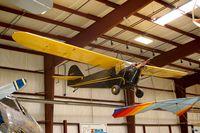 N11417 @ RIC - 1932 Aeronca C-2 at the Virginia Aviation Museum, Richmond International Airport, Richmond, VA - by scotch-canadian