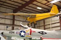 N42535 @ RIC - Piper J-3 Cub at the Virginia Aviation Museum, Richmond International Airport, Richmond, VA - by scotch-canadian