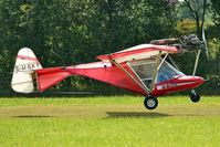 G-WAKY - 2002 Cyclone Airsports Ltd Trading As Pegasus Aviation CYCLONE AX2000, c/n: 7890 at Stoke Golding