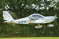 G-OTYE - 2002 Tye J And Godber Ab AEROTECHNIK EV-97 EUROSTAR, c/n: PFA 315-13858 at Stoke Golding
