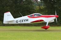G-CEYM - 2007 GORDON-ROE H RV-6, c/n: PFA 181A-14595 at Stoke Golding