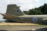 XH131 @ EBBL - RAF.39 Squadron. - by Robert Roggeman