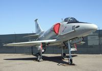 154204 - Douglas A-4F Skyhawk at the Flying Leatherneck Aviation Museum, Miramar CA - by Ingo Warnecke