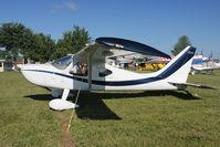 N102RE @ OSH - 2006 Eastman Richard P GS-2 SPORTSMAN, c/n: 7182 at 2011 Oshkosh - by Terry Fletcher