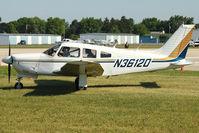 N36120 @ OSH - 1978 Piper PA-28R-201, c/n: 28R-7837266 at 2011 Oshkosh