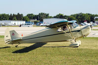 N32880 @ OSH - 1940 Piper J4A, c/n: 4-1318 at 2011 Oshkosh