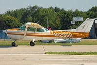 N12953 @ OSH - 1973 Cessna 172M, c/n: 17262399 at 2011 Oshkosh