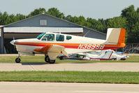 N3899B @ OSH - 1955 Beech F35, c/n: D-4135 at 2011 Oshkosh